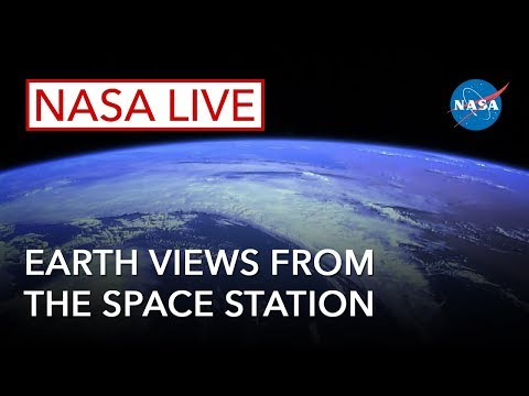 NASA Live: Earth Views from the Space Station