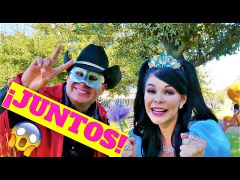 Los Manitos Y Princesita Ana Celia : JUNTOS !!