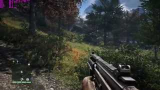 Far Cry 4 HD 1080p Gameplay Ultra Graphics Overclocked GTX 970 @ 1.5GHz & i7 3770k @ 4.5GHz 80+ FPS