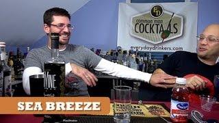 Sea Breeze, Classic Cocktail