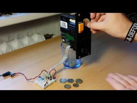 Coin Acceptor