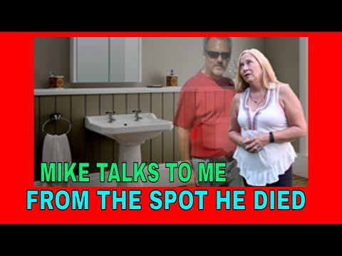 FACING MY FEARS WITH MIKE IN THE BATHROOM