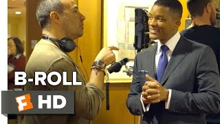 Concussion B-ROLL (2015) - Will Smith, Luke Wilson Drama HD