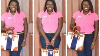 Preppy Back to School Outfit | Collab with KayKayGlam Thumbnail