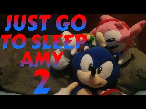 Sonic Plush Adventures - Just Go To Sleep...