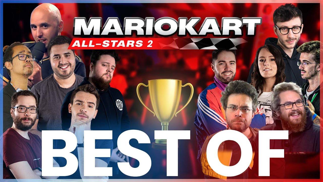 BEST OF MARIO KART ALL STARS 2 | Voice Comms