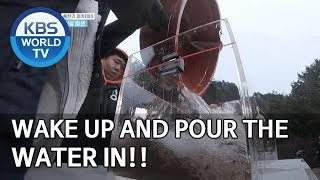 Wake up and pour the water in!! [2 Days & 1 Night Season 4/ENG/2020.01.05]