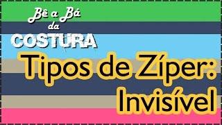 Colocação de Zíper Invisível