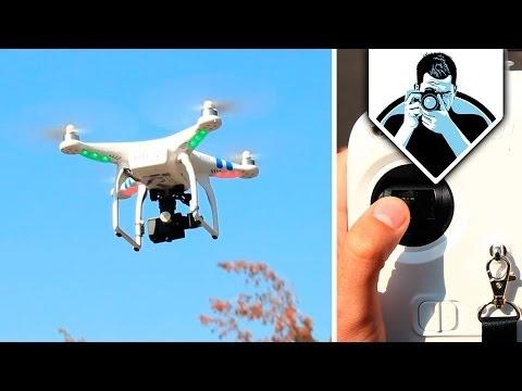 Cómo volar un DJI Phantom 2 (Drone)