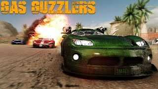 Gas Guzzlers: Combat Carnage - DEATH RACE
