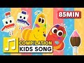 Download FEELINGS and other songs | 85 min | LARVA KIDS | Nursery Rhyme for kids MP3 song and Music Video