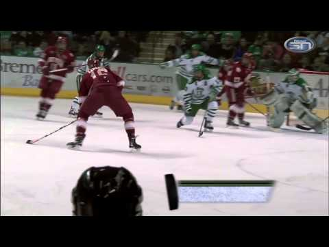 North Dakota Hockey with Dave Hakstol 2-17-15