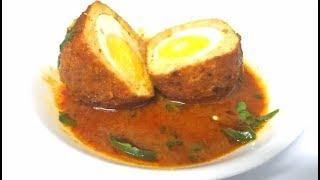 Chicken Nargisi Kofta Curry | chicken nargisi kofta salan by Easy Cooking With Shazia