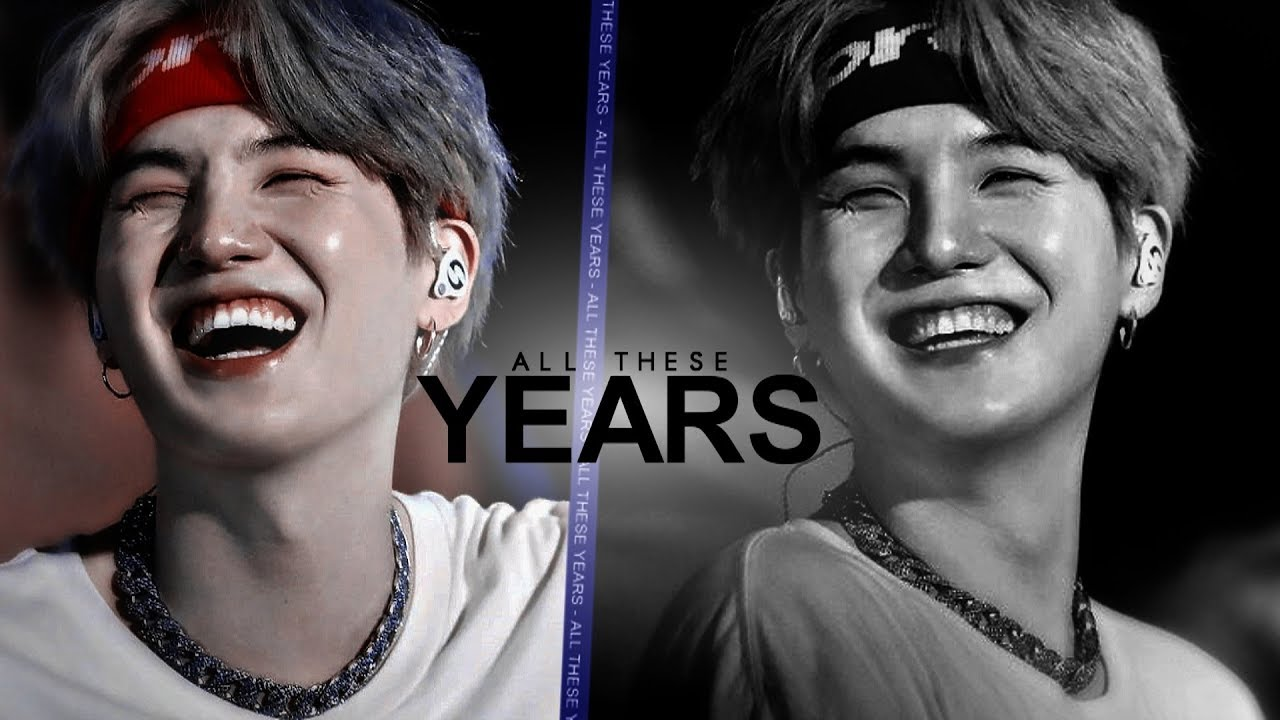 Min Yoongi ; All these Years [FMV]