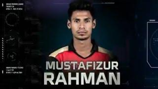 Mustafizur Rahman is afraid of only two things   batting and speaking English