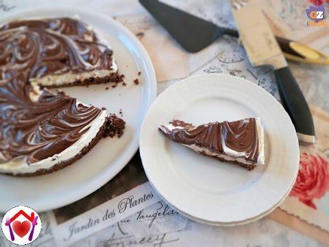 Cheesecake Alla Nutella Youtube