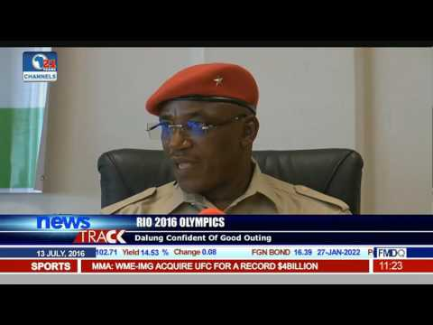 Rio 2016 Olympics: Dalung Confident Of Good Outing