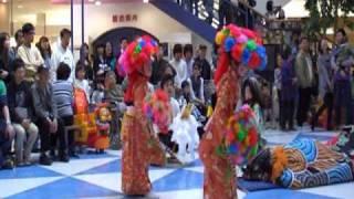 下轡田青年会 獅子舞 in フューチャーシティー・ファボーレ No.3