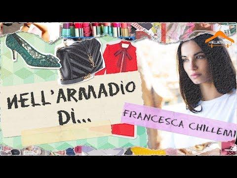 Nell'armadio Di Francesca Chillemi
