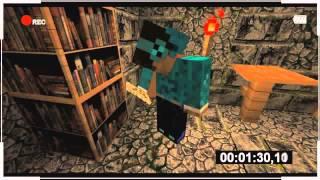 Бездна   Minecraft сериал   2 серия Саня вернулся ᴴᴰ
