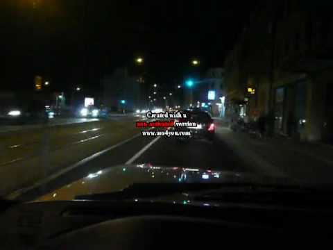 Auf dem Heimweg 1 Range Rover Dresden Leipziger Straße DJ CAM Christian Wentzel Radebeul