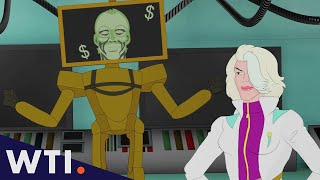 Why Are Supervillains so Bad at Business? | We The Internet TV