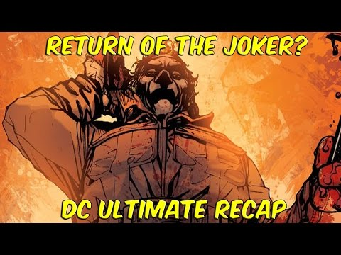 Return of the Joker in Batman Beyond?! | Ultimate DC Recap Week 3