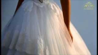 Свадебное платье Сара, шлейф, производство