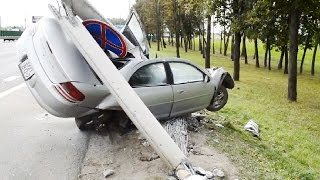 Russian Car crash compilation September part 4