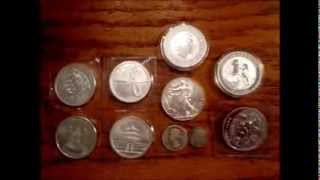 New Silver Stacker: Bullion Rounds vs. Semi Numismatics?