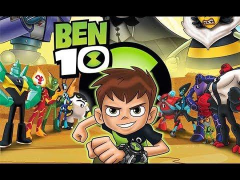 تجربة لعبة بن تن المشهورة Ben 10 Gameplay Pc 2017 Youtube