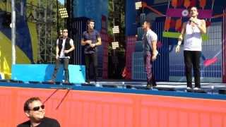 """Big Time Rush- """"Big Time Rush & The City is Ours"""" - World Wide Day of Play 2013"""