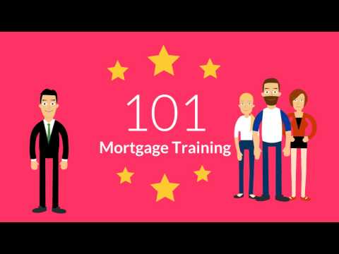 101 Mortgage Training in 2 days