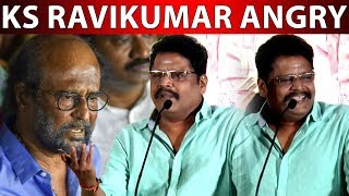 K S Ravi kumar Angry Speech