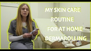 Baixar Skin Care Routine Before & After Home Micro Needling - My Top Tips