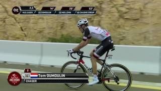 Abu Dhabi Tour 2017: Stage 3 race highlights