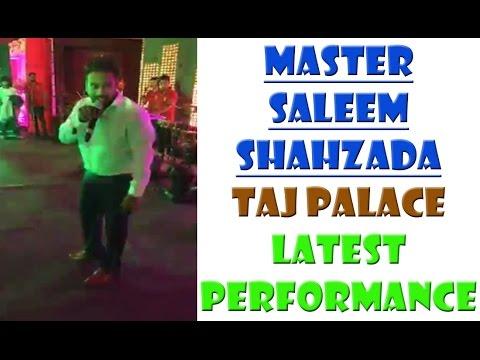 Master Saleem Live Performance and Dance | Yogesh Pathak | Taj Palace Hotel Delhi HD