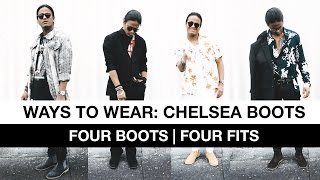 Ways To Wear: Chelsea Boots