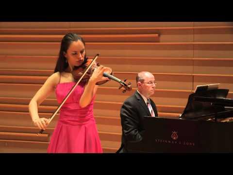 Kinga Augustyn plays Henryk Wieniawski Fantaisie brillante (Faust Fantasy)- LIVE concert