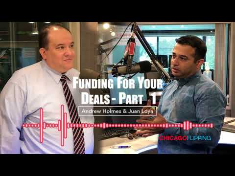 Funding for Deals- Part 1 (Audio)