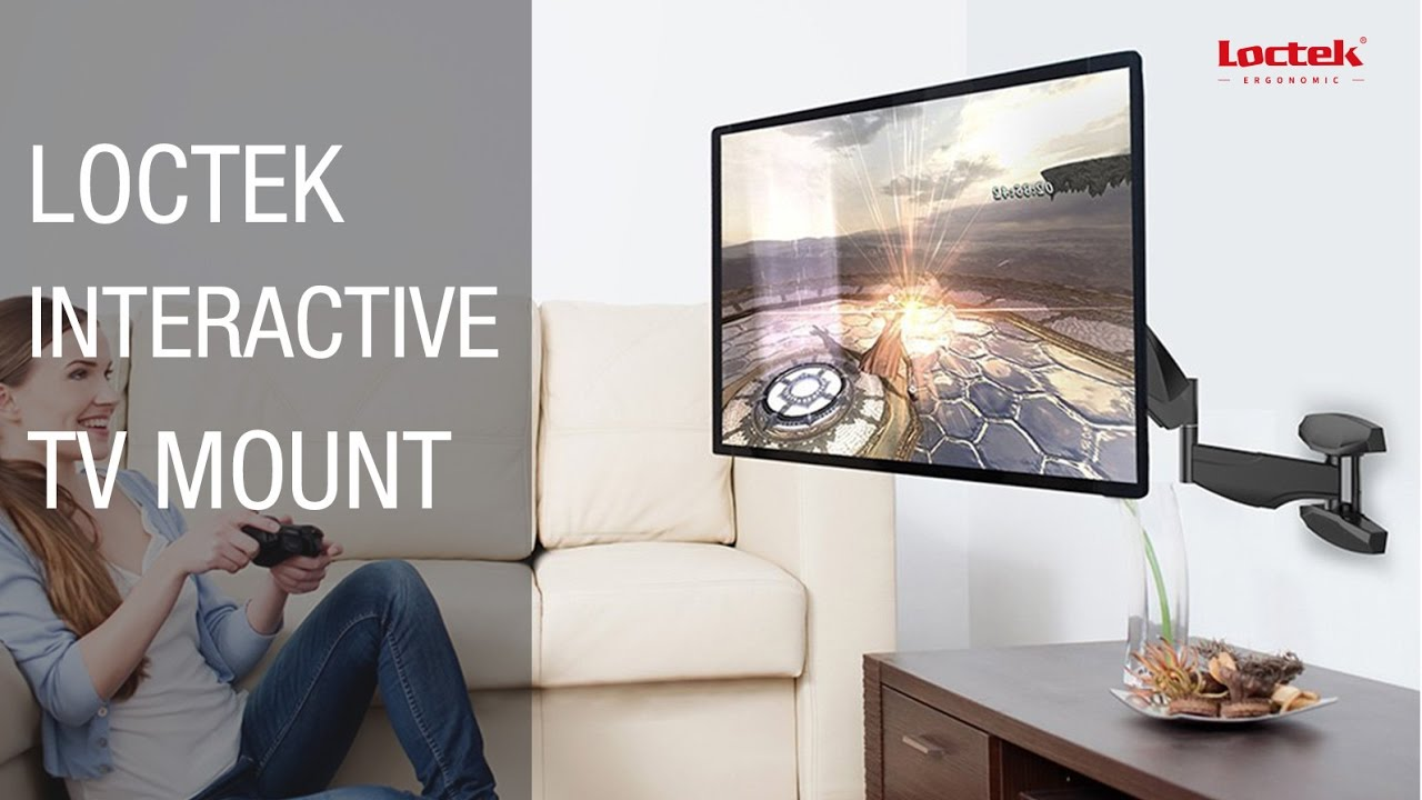 Loctek TV Wall Mount S1 Installation Guide