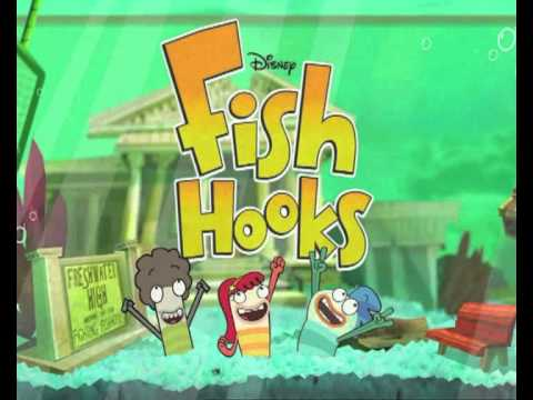 Fish Hooks - To Cool For School | Official Disney Channel Africa