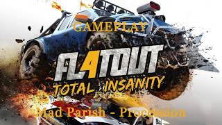 Flatout 4: Total Insanity (PC) Gameplay