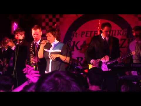 St Petersburg Ska Jazz Review   Live at Red Club