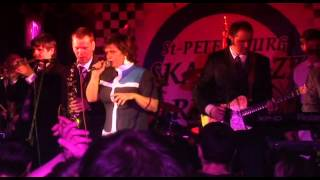 St Petersburg Ska Jazz Review   Live at Red Club