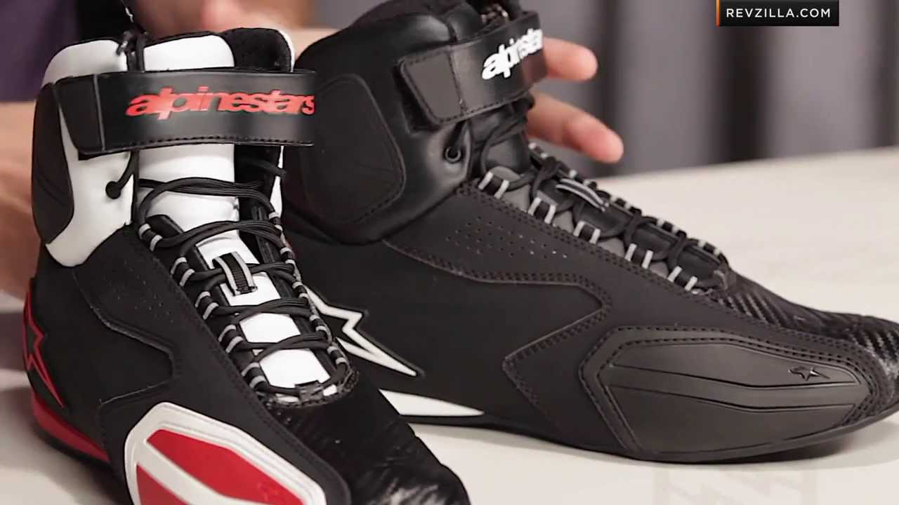 Alpinestars Faster Riding Shoes Review at