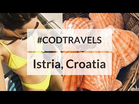 Four days in Istria, Croatia | #CODTRAVELS | Ciara O'Doherty