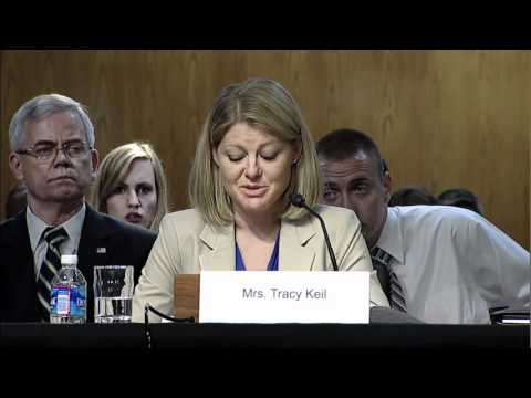 Spouse of Severely Wounded Veteran Testifies on VA's Fertility Services