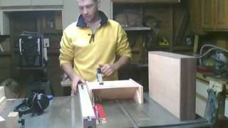 How To Build A Desk Top Easel Part 2