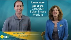 Canadian Solar CS6P-P-SD SMART MODULE Interview